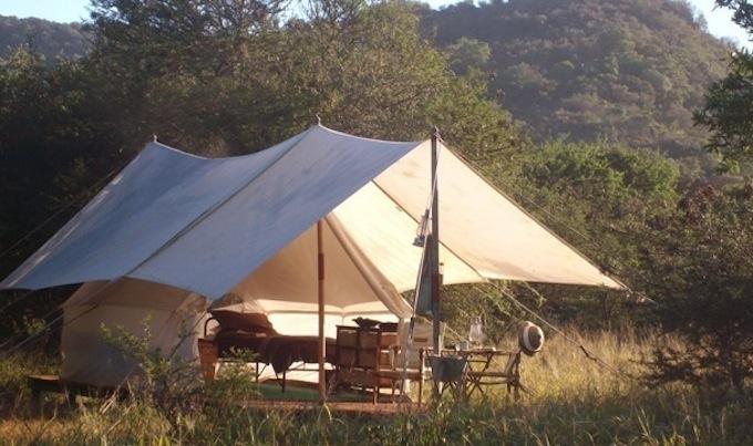 Quatermain's Camp – Amakhala