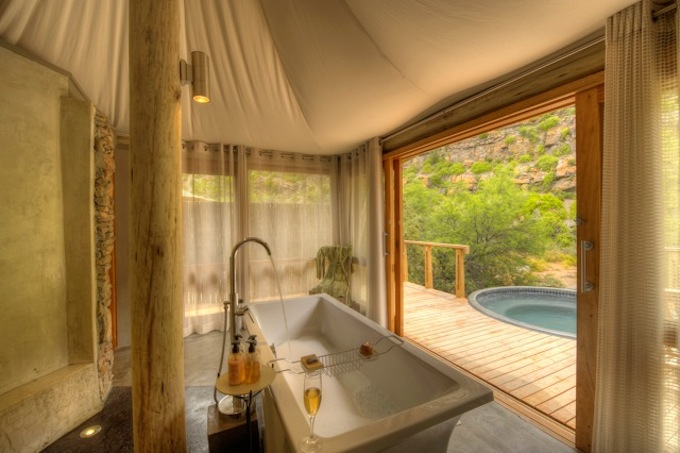 Dwyka Tented Lodge – Sanbona