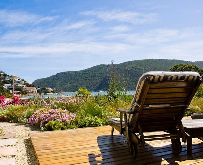 Amanzi Island Lodge