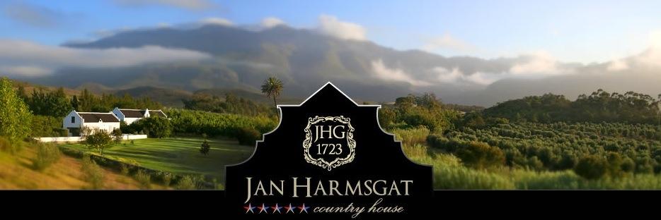 Jan Harmsgat Country House