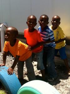Township boys