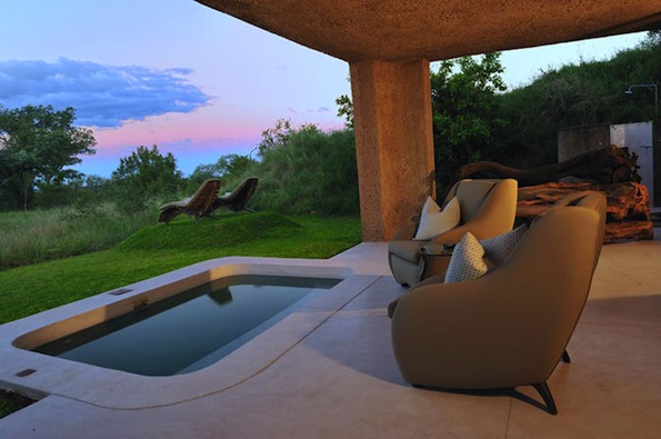 Earth Lodge – Sabi Sabi